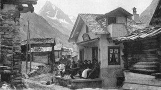 Les villages du val d'Anniviers dévoilent leurs trésors