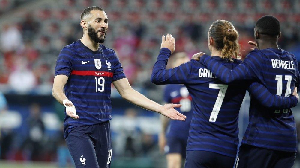 Karim Benzema, Antoine Griezmann, Ousmane Dembélé et l'équipe de France soulèveront-ils le trophée en juillet prochain?