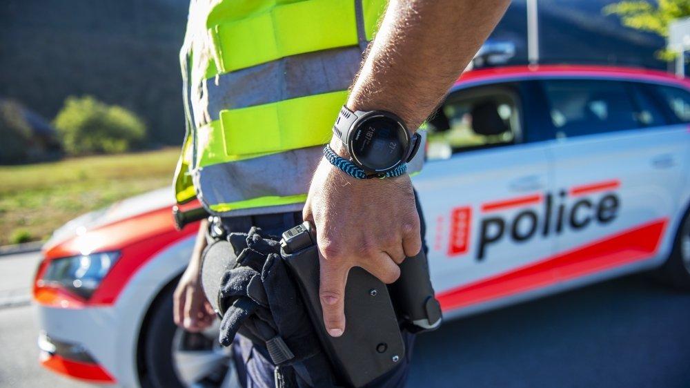La police cantonale dispose d'un système automatique de reconnaissance des plaques d'immatriculation.