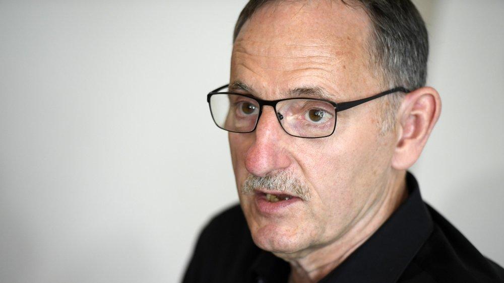 Mario Fehr: «Il n'y a probablement aucun autre parti qui critique  un de ses ministres de cette  manière pendant des années.»