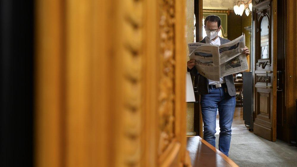 Les Chambres fédérales ont adopté il y a dix jours un texte comprenant surtout des aides à la distribution des journaux, avec une clé de répartition favorable aux titres locaux.