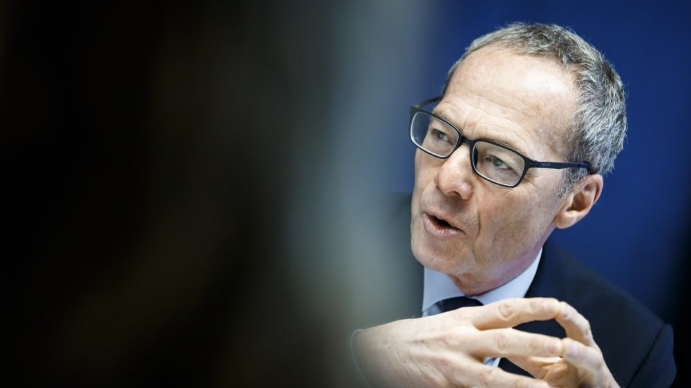 Alain Barbey est directeur régional des CFF pour la Suisse romande, depuis 2016.