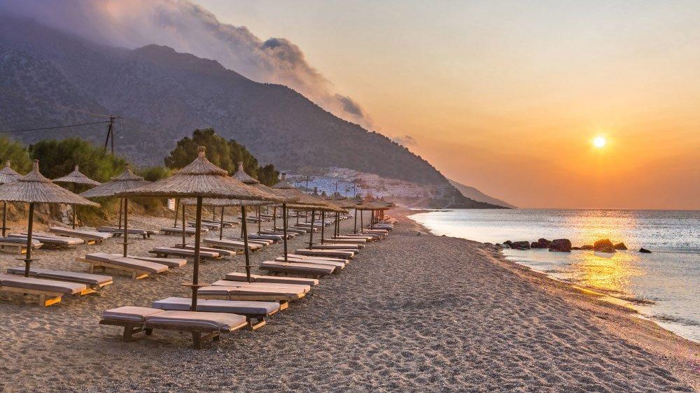 Les Valaisans ont envie de sable et de chaleur cet été et la Grèce fait partie des destinations favorites.