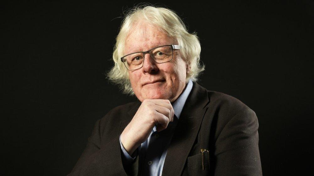 Peter Bodenmann, ancien conseiller d'Etat valaisan PS.