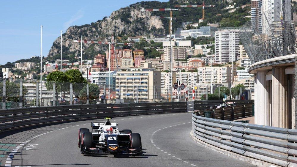 Ralph Boschung a récolté 22 points à Monaco.