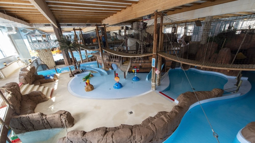 Le parc aquatique chablaisien est fermé depuis sept mois.