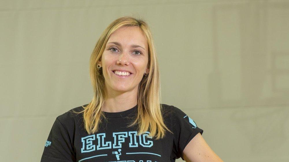 En Suisse, Marielle Giroud a tout gagné. Elle espère goûter aux JO cet été.