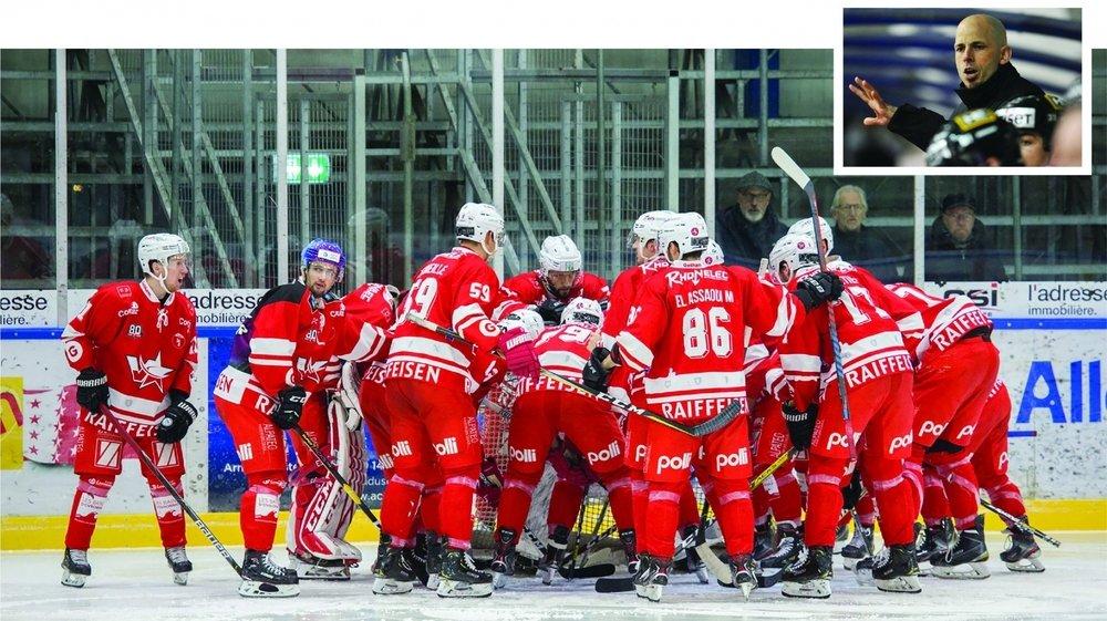 Le HCV Martigny a abandonné l'idée de quitter la MS League. Il a, au contraire, engagé un entraîneur professionnel pour continuer à développer ses jeunes joueurs.