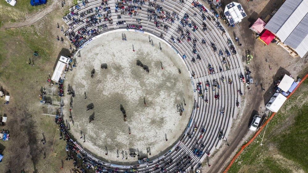 La population hérensarde veut lancer le débat citoyen sur la fusion.