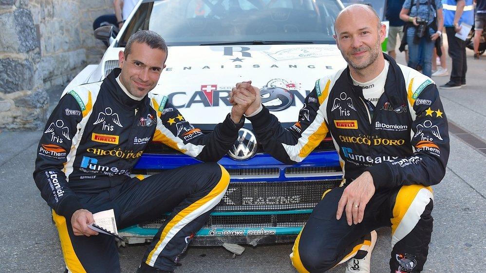 Lucien Revaz et Sébastien Carron sont les derniers vainqueurs du Rallye du Chablais. Ils s'y étaient imposés en 2019 avant que l'édition de 2020 ne soit annulée en raison de la crise sanitaire.