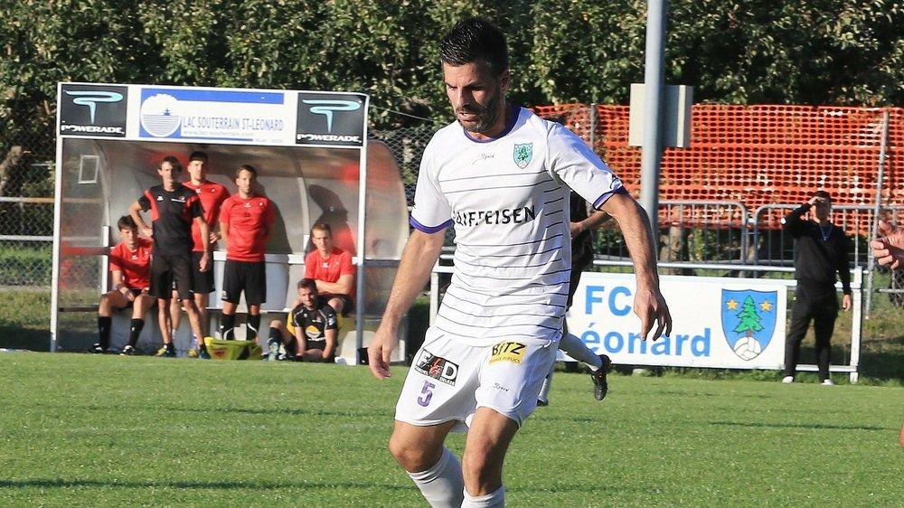 Dino Perdichizzi et Saint-Léonard de retour en deuxième ligue.