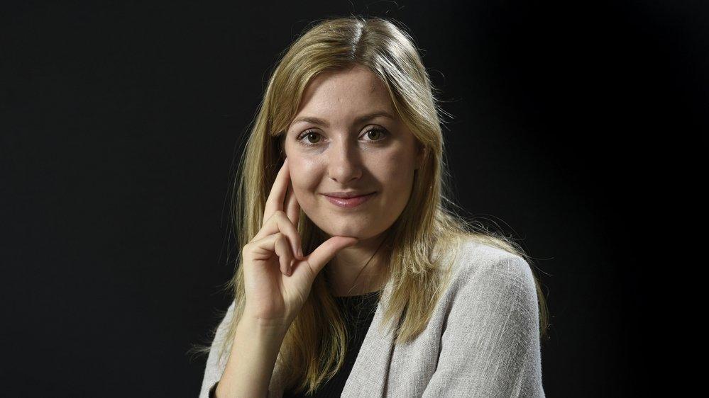 Marion Mabillard, avocate-stagiaire et députée-suppléante.