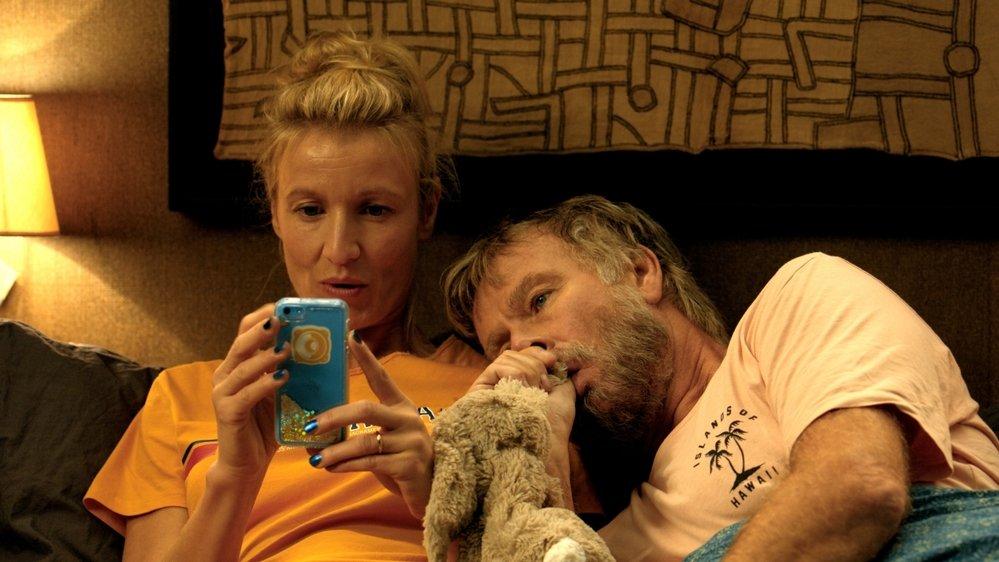Alexandra Lamy et Franck Dubosc à l'affiche d'un film où ils incarnent plusieurs personnages…