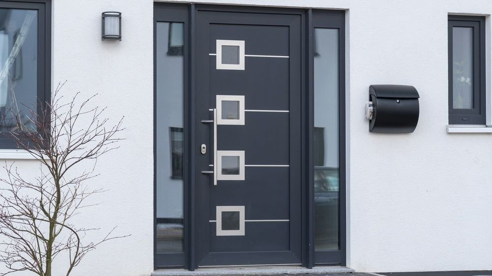 Une porte doit remplir des critères tout à la fois pratiques et esthétiques.