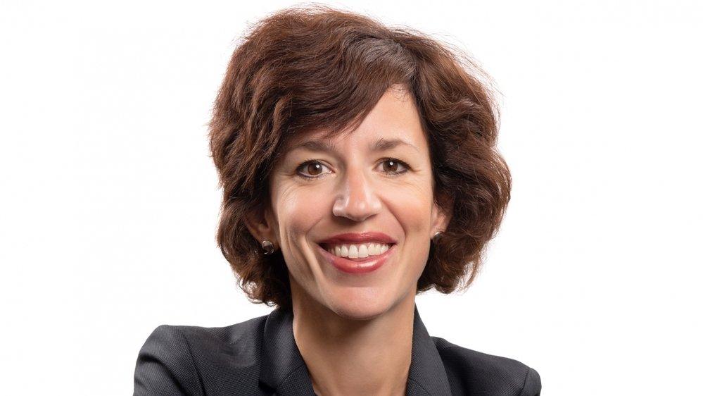 Basée à Sion, Cathrine Mathey est psychologue du travail, spécialiste en coaching et formation du personnel.
