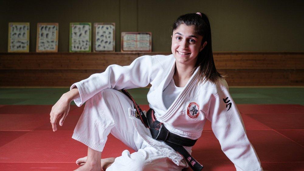 Priscilla Morand défend les couleurs de l'île Maurice, le pays de sa maman. Ce choix pourrait bien lui permettre de disputer les Jeux olympiques à Tokyo.