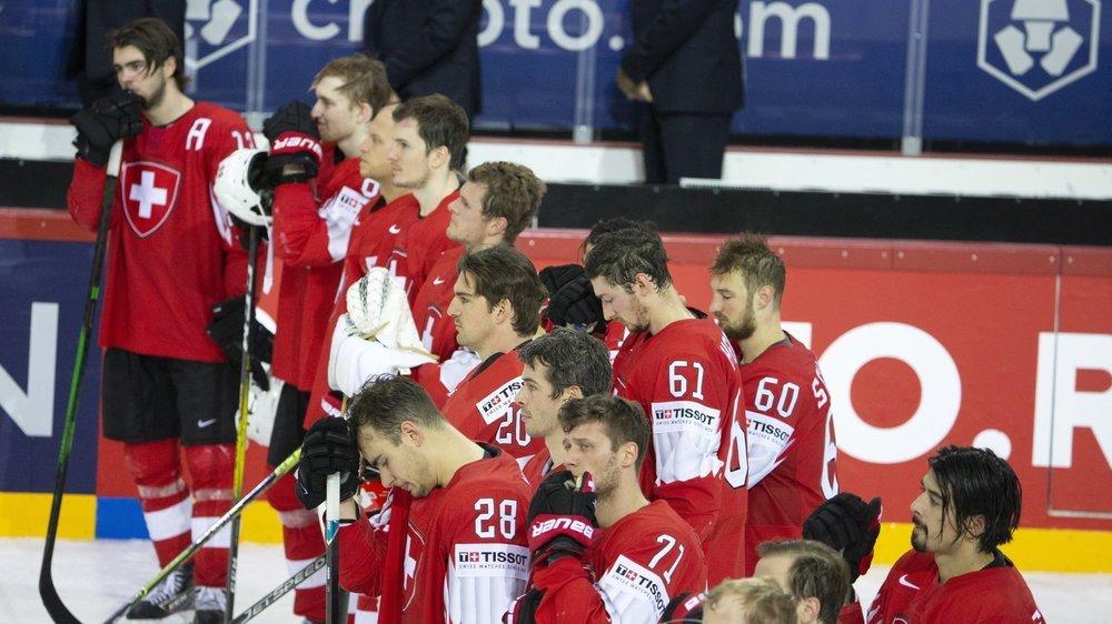 La Suisse s'est inclinée aux pénaltys face à l'Allemagne.