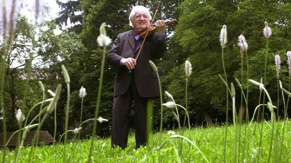 Le violoniste Tibor Varga est décédé à Grimisuat en 2003.