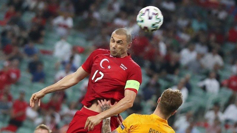 Euro 2021: Burak Yilmaz, l'atout numéro un de la Turquie, adversaire de la Suisse