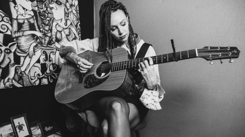Musique: une Bagnarde va sortir un album hommage à son grand-père