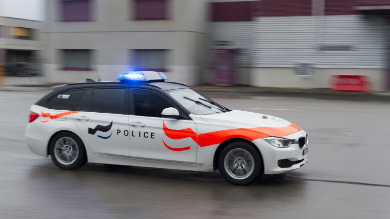 Accident: un ouvrier mortellement blessé sur un chantier à Châtel-St-Denis (FR)