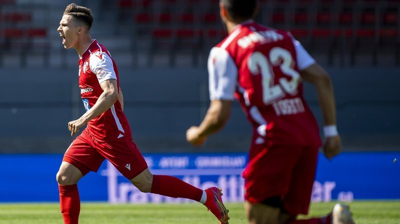 FC Sion: les notes du match contre le FC Thoune
