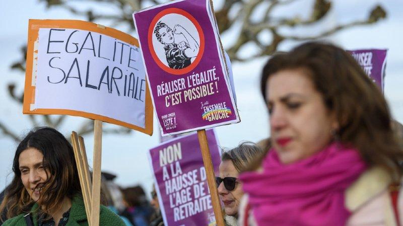 Droit des femmes: les inégalités salariales s'aggravent en Suisse