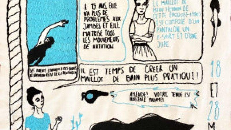 Exposition de Célestine Braillard, Clément Chassot et Thomas Vogel