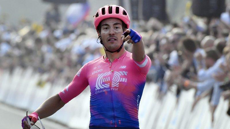 Cyclisme – Giro: l'Italien Alberto Bettiol remporte la 18e étape en solitaire