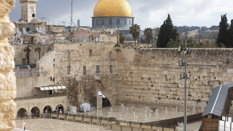 Jérusalem: le mont du Temple à nouveau accessible aux Juifs