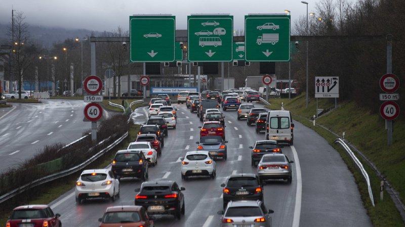 A fin 2020, quelque 343'000 frontaliers travaillaient en Suisse. (illustration)