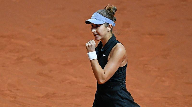 Tennis – Roland-Garros: Belinda Bencic bat Nadia Podoroska en deux sets au premier tour