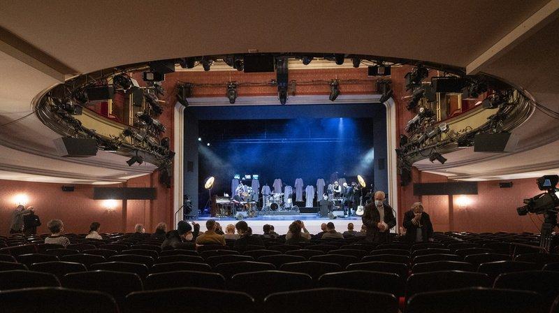Seules 31% des productions théâtrales examinées par l'étude ont été mises en scène par des femmes.