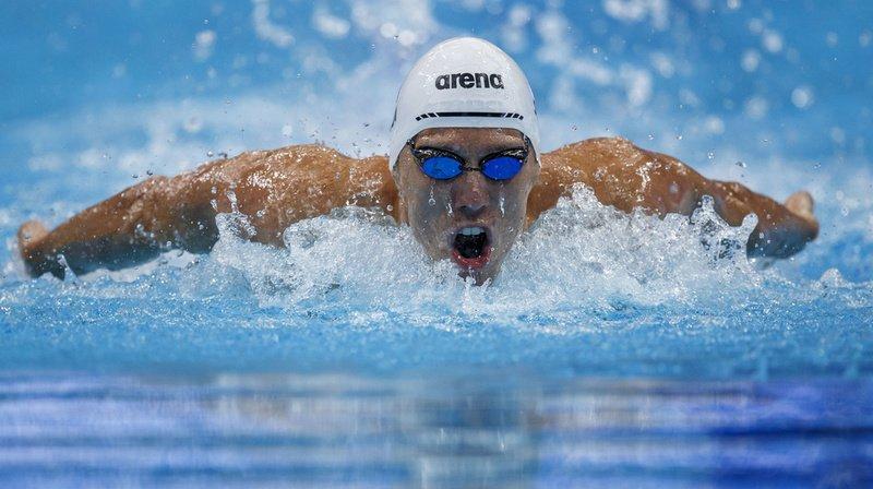 Natation - Européens de Budapest: le Suisse Jérémy Desplanches en argent sur 200 m 4 nages