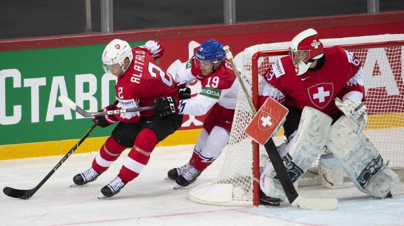 Hockey sur glace – Mondial: la Suisse brille pour son début de tournoi