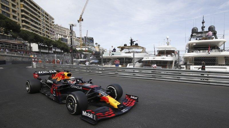 Formule 1: Max Verstappen a remporté le Grand Prix de Monaco