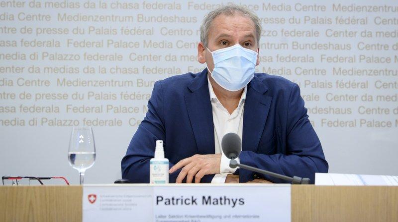 Coronavirus: en Suisse, la situation s'améliore toujours, mais «le variant Delta inquiète» les experts