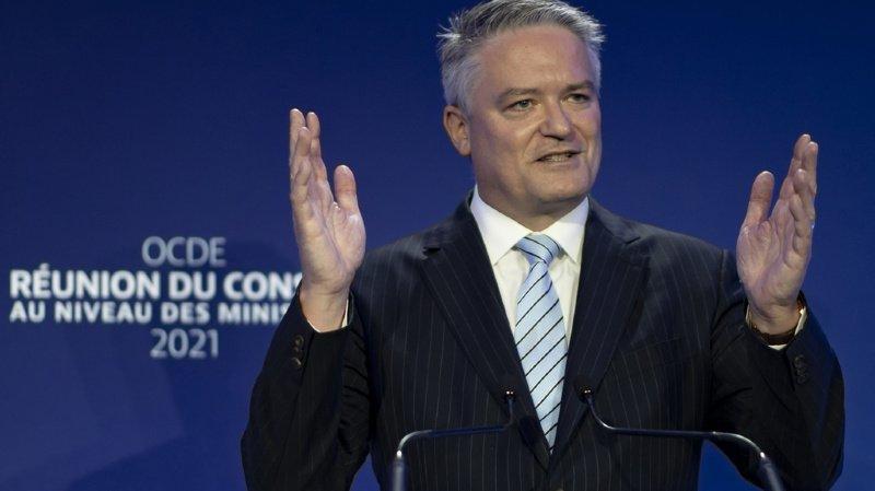 Fiscalité: la Suisse adhère à l'accord de l'OCDE, sous certaines conditions