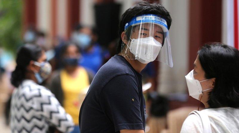 Coronavirus: plus long recul du nombre de cas depuis le début de la pandémie, sauf en Afrique