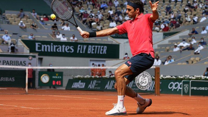 Tennis – Roland-Garros: Federer lâche un set face à Cilic, Djokovic ne traine pas