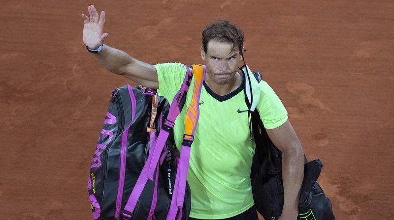 Tennis: Nadal renonce à participer à Wimbledon et aux JO de Tokyo