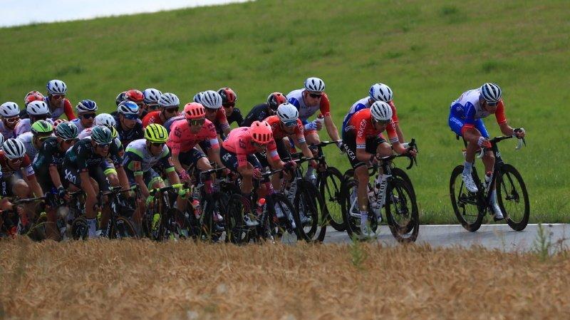 Cyclisme – Tour de France: Mark Cavendish a remporté la 4e étape au sprint