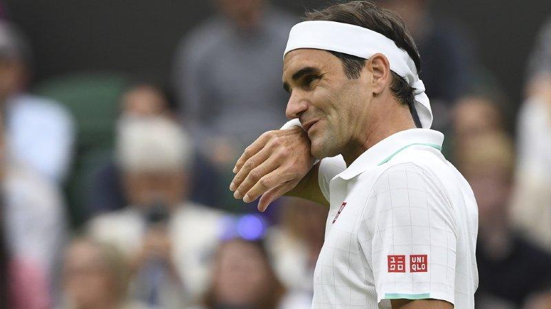 Tennis – Wimbledon: Federer se qualifie pour le 2e tour après l'abandon de Mannarino