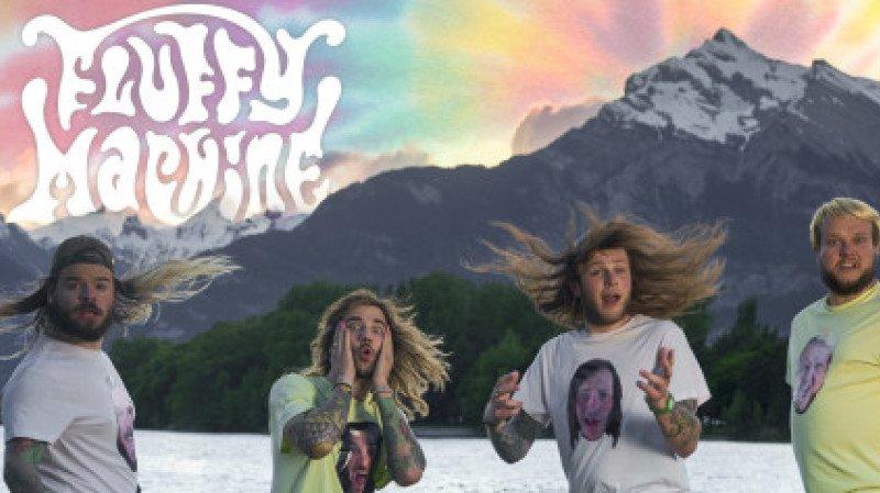 Vernissage - Fluffy Machine -VS-