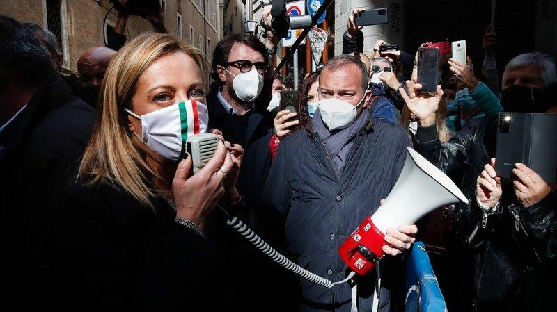 L'extrême droite gagne du terrain en Italie