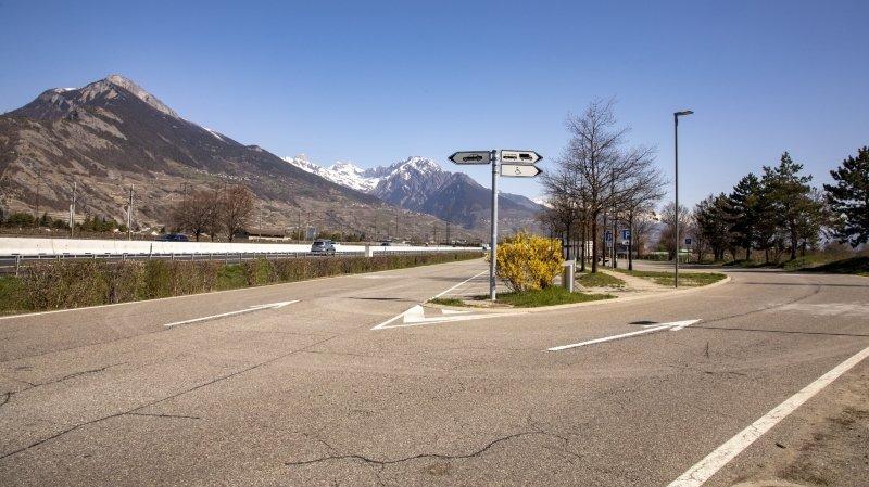 A9 Martigny et environs: fermeture de l'aire de repos d'Ardon-Sud et fermetures nocturnes