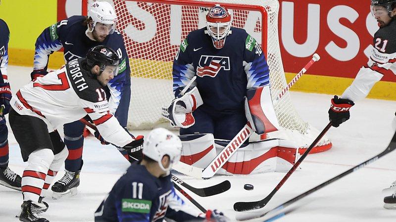 Hockey sur glace – Mondial: la Finlande rejoint le Canada en finale