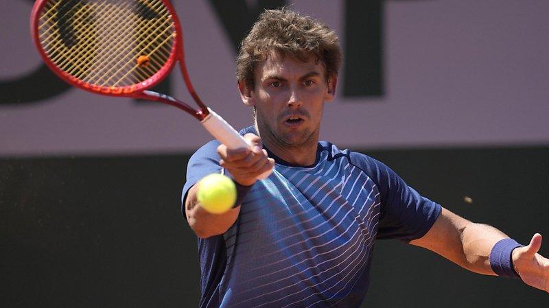 Tennis – Roland-Garros: Henri Laaksonen sort Bautista Agut et retrouve Kei Nishikori au 3e tour