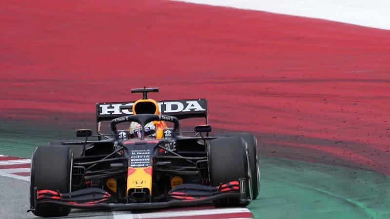 Formule 1: Verstappen remporte le GP de Styrie
