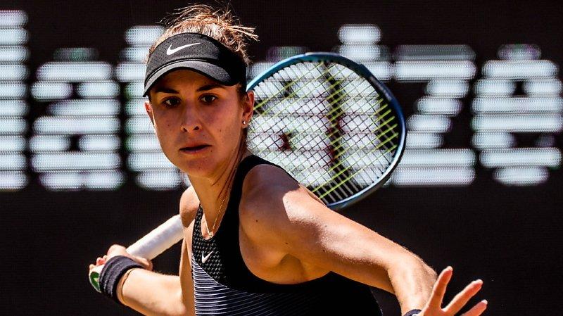 Tennis: Belinda Bencic dans le dernier carré à Berlin